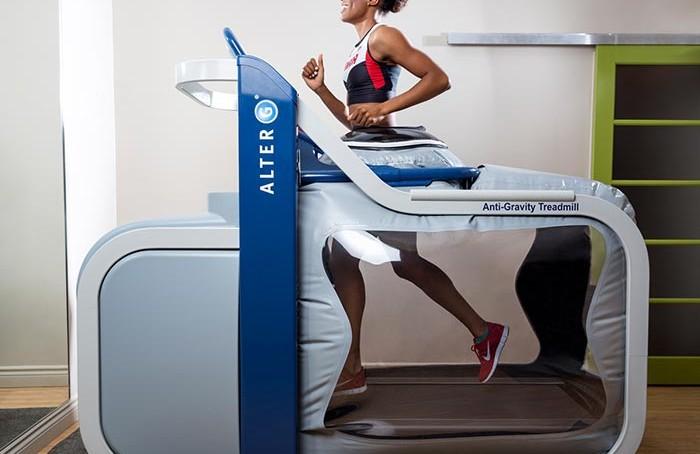 Athletic Trainer Rehab Equipment