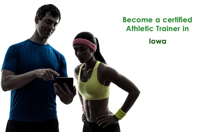 Athletic Trainer in Iowa